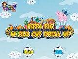 Peppa Pig Mutlu Dünya Kupası - Oyun Çizgi Filmi - Oyuncaklar Ülkesi