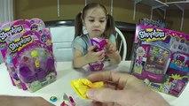SHOPKINS SURPRISE EGGS MEGA HUGE Shopkins Cases 12 Packs 5 Packs Baby Fluffy SmallMart Bak