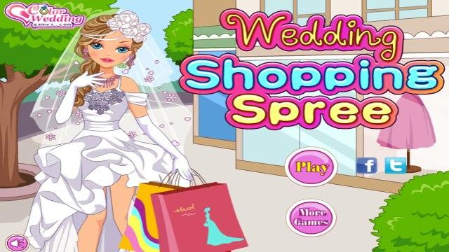 Disney Princess Wedding Shopping Spree   Princess Baby Girl Game - Baby Games #KidSvetik#