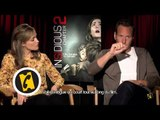 Interview Rose Byrne - Insidious : Chapitre 2 - (2013)