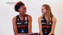 Vide ton sac - Diandra Tchatchouang et Marine Johannes (Bourges)