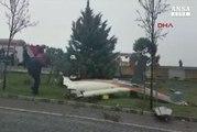 Elicottero precipita alla periferia di Istanbul, 5 morti