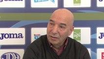 Avant Marseille - HAC en Gambardella, interview d'Abdel Djaadaoui