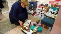 Guerlesquin. Commerce : Les chaussures de Claudie cherchent repreneur
