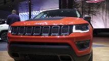 Geneva Motor Show 2017 Car Premieres - Jeep Compass