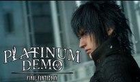 FINAL FANTASY XV PLATINUM DEMO GAMEPLAY (Final Fantasy 15 Noctis Demo)