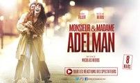 Réactions spectateurs - MONSIEUR & MADAME ADELMAN