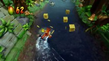 Gameplay de Crash Bandicoot 2 en Crash Bandicoot N' Sane Trilogy