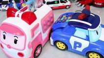 ПОЛИ игрушка сезон Robo автомобиля поли-поли ребенок делает игрушку автобус ttobot мультфильмы про машинки робокар поли игрушки RoboCar