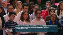 Le revenu universel de Benoît Hamon sera versé aux jeunes sous condition de ressources
