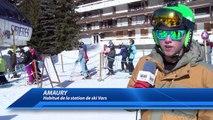 Hautes-Alpes : Une initiation gratuite au Sled Dogs Snowskates à Vars