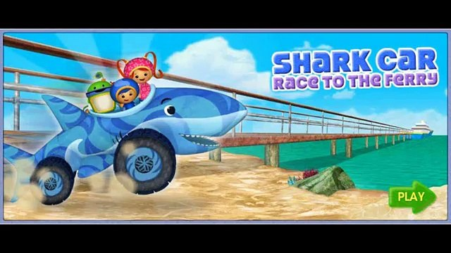 Team Umizoomi Shark Car Rescue Episode Game - Go Diego Go