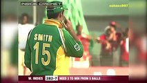 Most Shocking LAST OVER in ODI Cricket  History SA vs WI