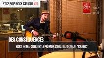 Igit - Des conséquences - RTL2 Pop Rock Studio