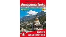 Rother Wanderführer / Annapurna Treks: Annapurna-Runde - Base Camp - Nar Phu - Tilicho Lake. Alle Etappen. Mit GPS-Track
