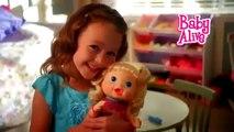 Hasbro - Baby Alive - Bébé va Mieux & Bébé Fait Son Rot
