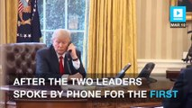Donald Trump invites Palestinian President Mahmoud Abbas to visit White House