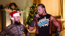 Enzo & Big Cass do some heavy improvising on their must-see reading of 'The  Before Chri
