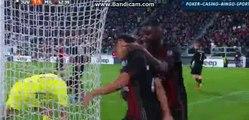 1st Half All Goals & Highlights - Juventus 1-1 AC Milan - Serie A - 10/03/2017