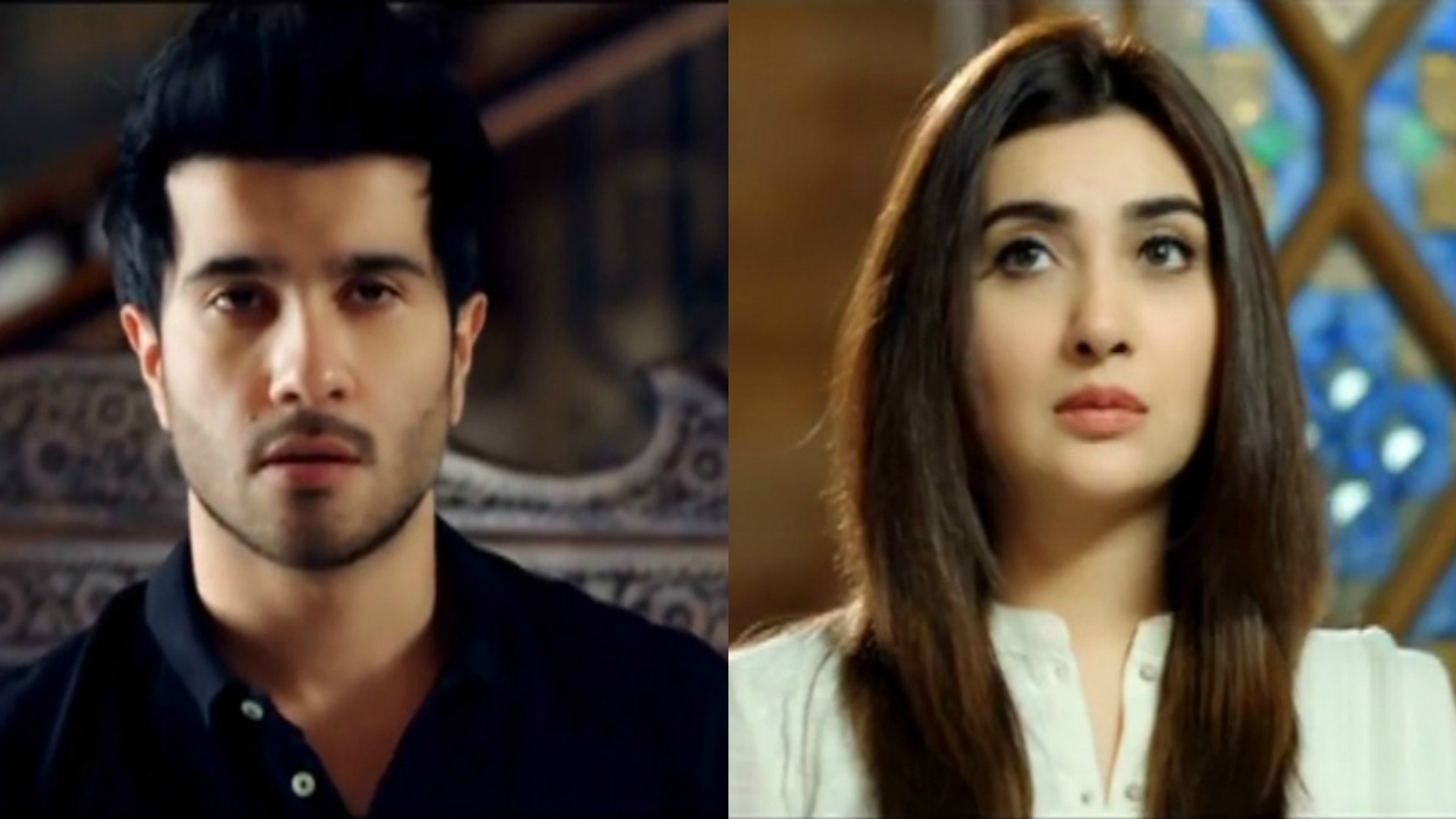 Woh Aik Pal Ost Title Song On Hum Tv Video Dailymotion