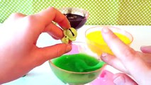Learn Colors Clay Slime Surprise Toys Minecraft My Little Pony Minions Toystory Zombie Mon