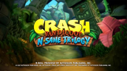 Gameplay Crash Bandicoot 2 de Crash Bandicoot N.Sane Trilogy