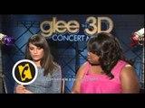 Interview Darren Criss - Glee ! On Tour : Le Film 3D - (2011)