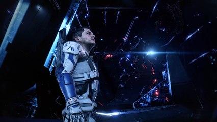 Trailer de lancement de Mass Effect : Andromeda