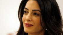Social Media Users Rage At Press' Comments On Amal Clooney's 'Baby Bump'