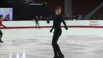 2017 Roman Sadovsky CFSC LP Practice Clips (1080p) - see description for the link to his SP Dress Rehearsal Practice Clips
