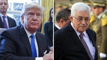 Donald Trump invites Palestinian leader Abbas to White House