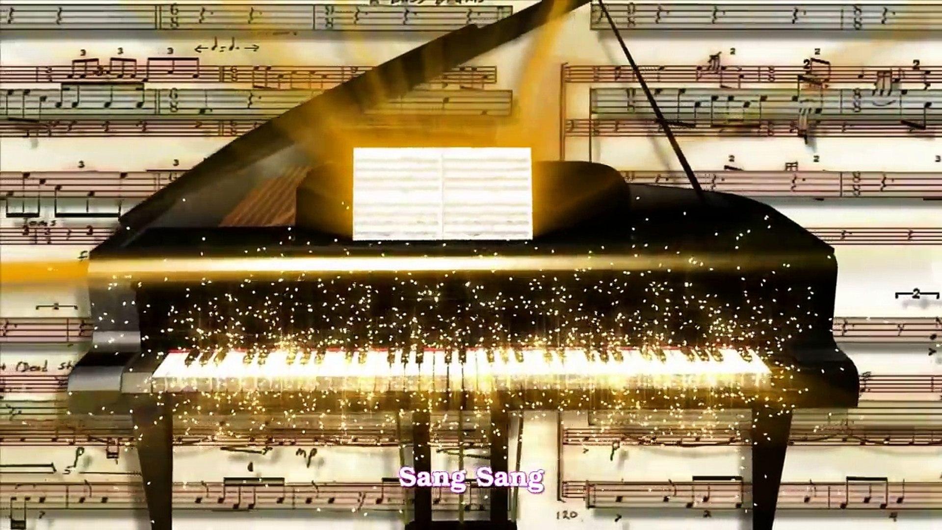 Free 3 Video Background Piano - Romantic Piano