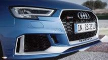 2017 Audi RS3 Sportback Exterior, Interior and Driv