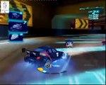 Cars 2 Game - Max Schnell - Oil Rig Run - Disney Car