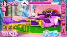 Disney Princess Elsa Ariel Rapunzel & Snow White Frozen Perfect Day Dress Up Games for Kid