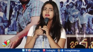 Bichagada Mazaka movie will be a bigger hit than Bichagadu: Team || Neha Deshpande || Arjun