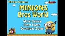 Minions in Mario world ~ Cartoons for children ~ Funny Cartoons HD