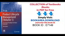 Product Lifecycle Management (Volume 1) 21st Century Paradigm for Product Realisation (Decision Engineering)