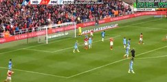 Claudio Bravo Ultimate Save - Middlesbrough vs Manchester City - FA Cup - 11/03/2017