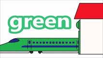 Japanese High Speed Bullet Trains - Shinkansen Trains Soda Candy
