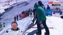 ChM 2017 freestyle et snowboard à Sierra Nevada, ski de bosses H, 08 mars 2017, runs des qualifiés pour la finale à 18