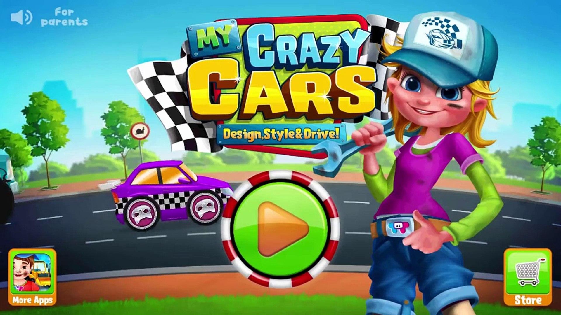 И приложение легковые автомобили псих дизайн водить машину для Дети мой Мы стиль вверх Топ видео tab