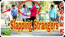 Slapping Prank || Slapping Strangers || Slapping People Prank