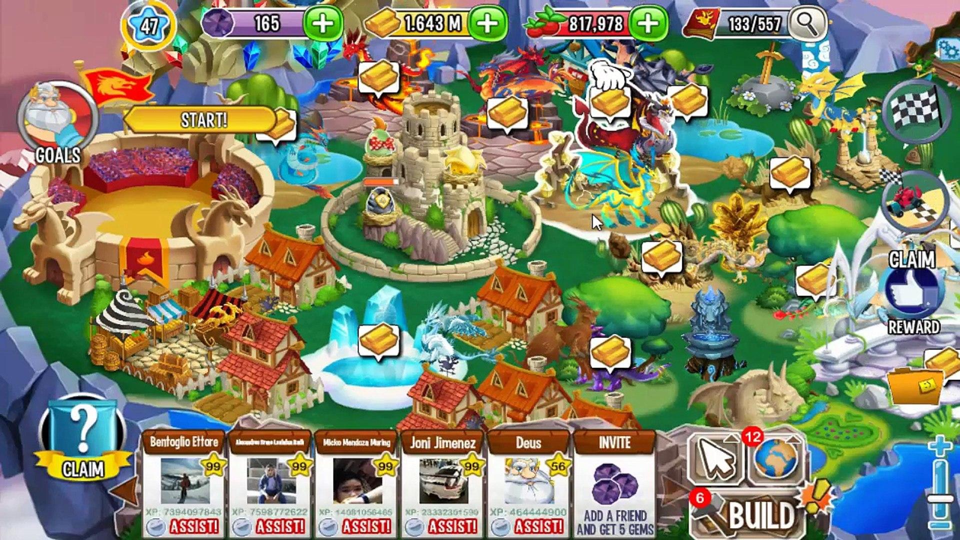 Dragon City New Heroic Race Time To Get High Tidal Dragon: Episode 06 Lap 7 | High Tidal D