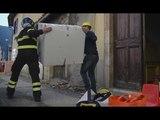 Norcia (PG) - Terremoto, recupero beni in abitazione (11.03.17)