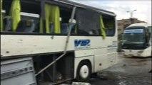 Double attentat à Damas : au moins 46 morts - Damas