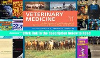 Read Veterinary Medicine: A textbook of the diseases of cattle, horses, sheep, pigs and goats -