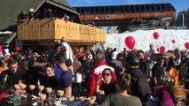 Alpes-de-Haute-Provence : une méga fête sur les pistes à Pra Loup
