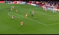 Theo Walcott Goal HD - Arsenal 1-0 Lincoln City - 11.03.2017