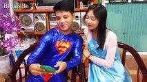 Человек-паук Супермен Бэтмен Супермен пьет вино ж Трансгендерных супергероев смешные